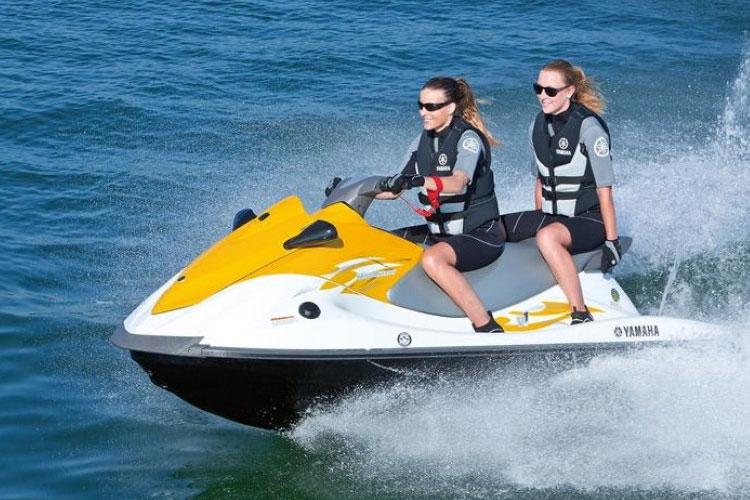 Jet-Ski-Ride