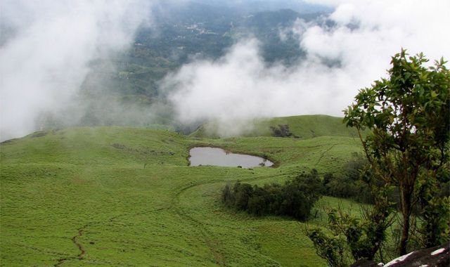 hill stations in Wayanad