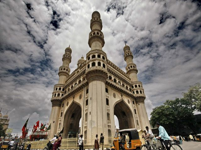 Chaarminar in Hyderabad