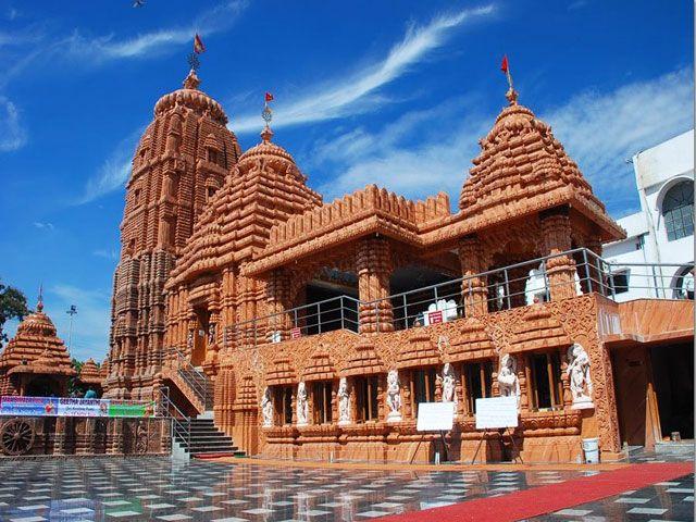 Jagannath Temple in Hyderabad