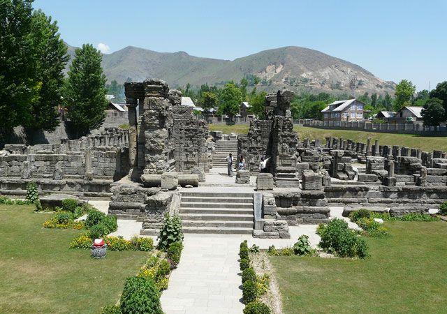 Avantipur Ruins, Pahalgam