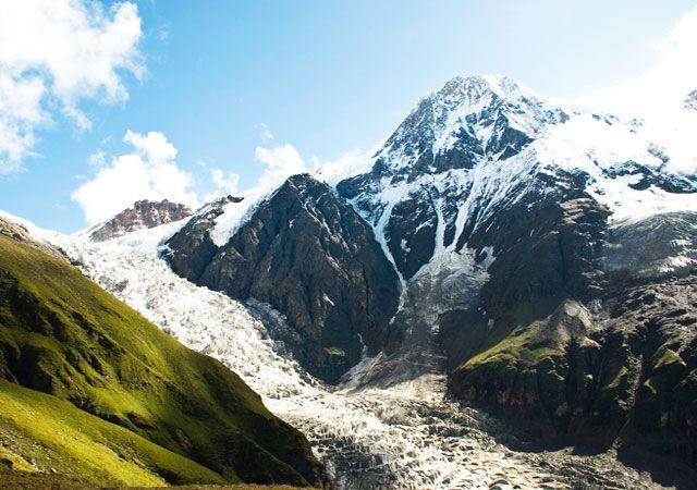 Kolhoi Glaciar, Pahalgam