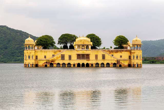 Man Sagar Lake Jaipur