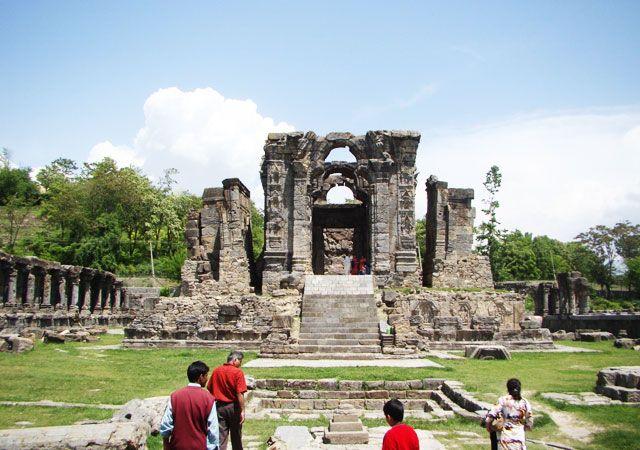 Sun Temple, Pahalgam