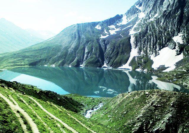 Tulian Lake, Pahalgam