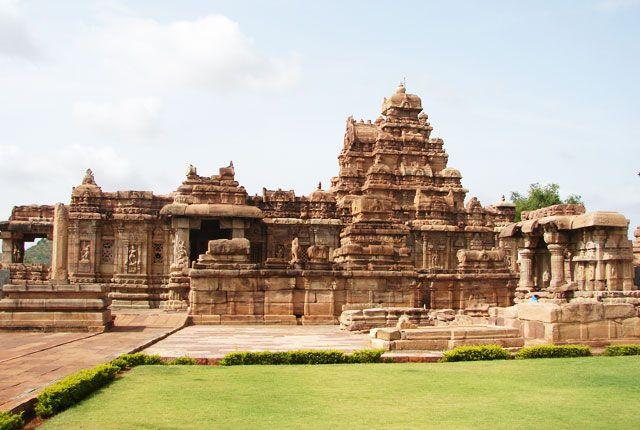 Virupaksha Temple, Karnataka