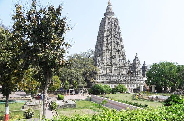 Bodhgya Temple Bihar
