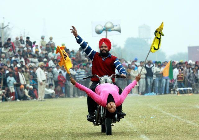Rural Olympic in Kila Raipur