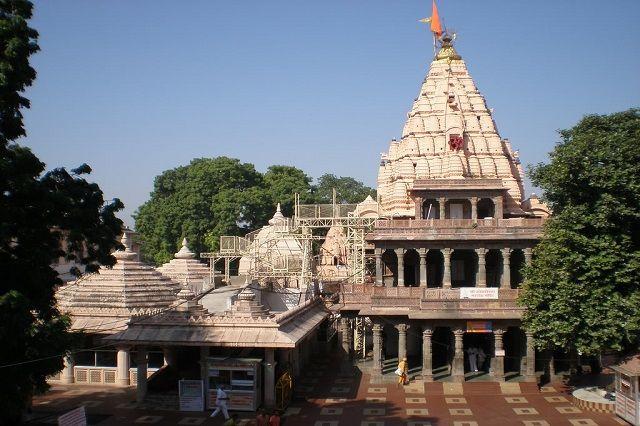 Mahakaleshwar Temple in Madhya Pradesh