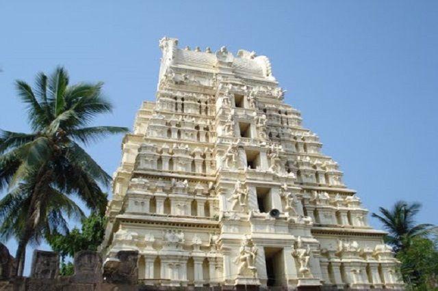 Mallikarjuna Swamy Temple in Andhra Pradesh