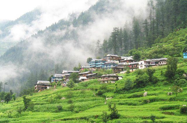 Manali in Himachal Pradesh