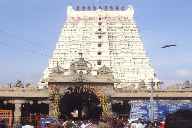 Ramanathaswamy Temple in Tamil Nadu