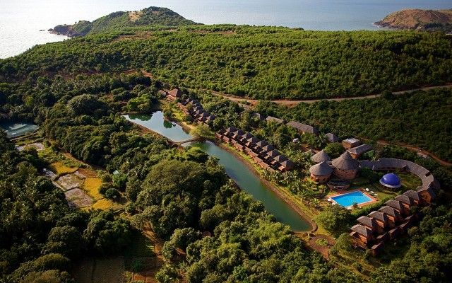 Swaswara in Gokarna, Karnataka - Perfect to uplift your body, mind and soul