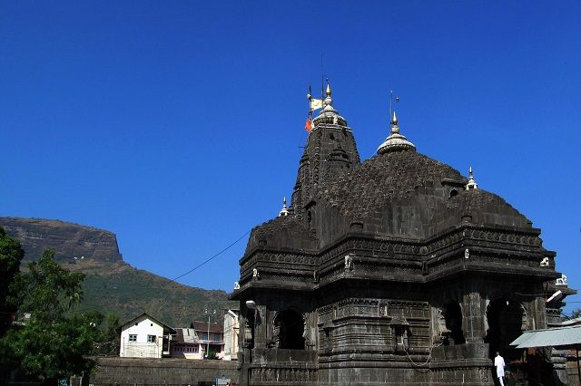 Trimbakeshwar Temple in Maharashtra