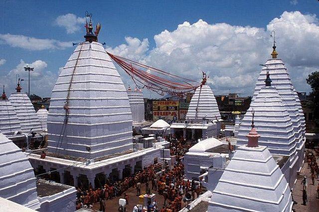 Vaidyanath Temple in Deoghar, Jharkhand