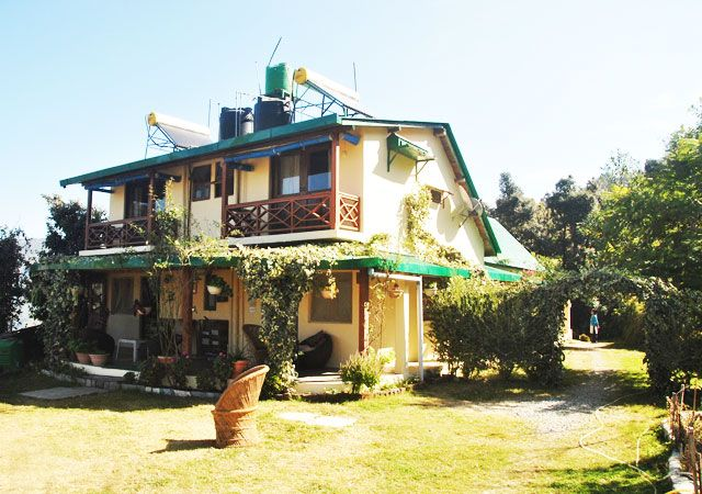 Emrald Trail, Bhimtal