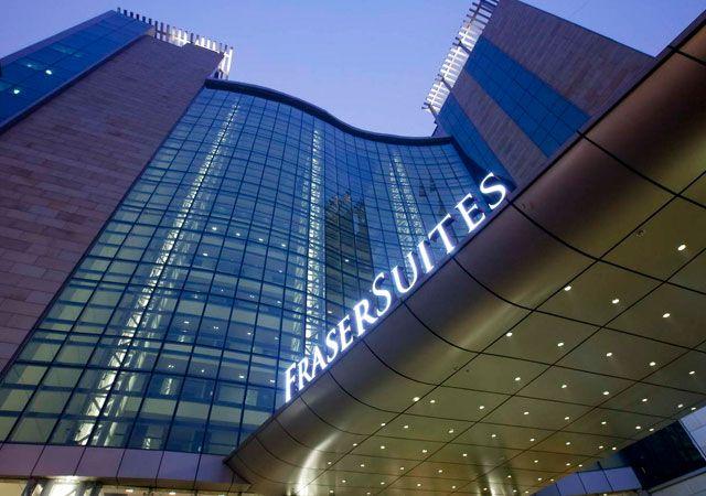 Frasher Suites, Delhi