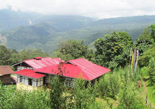 Kewzing Homestays, Sikkim