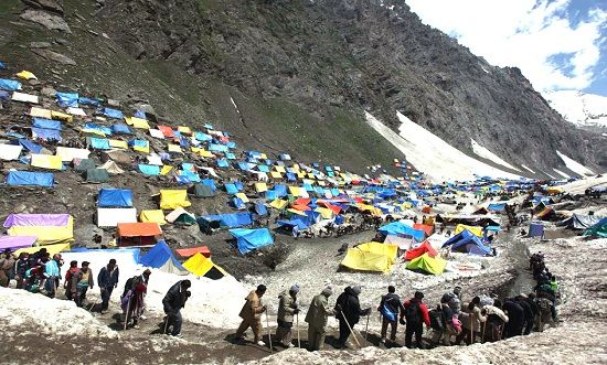 Medical-Camps-on-Amarnath-Yatra-Route