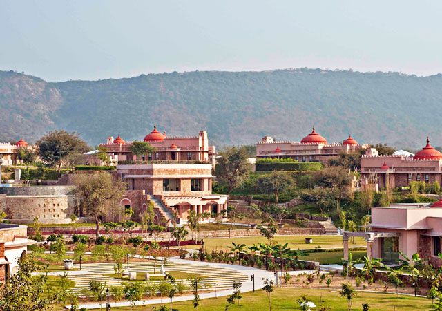 Tree of Life Resort, Rajasthan