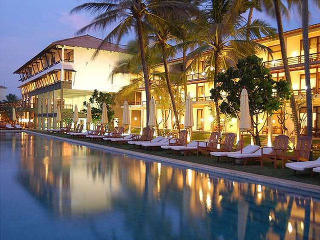 TajEotica Luxury Hotel in Sri Lanka