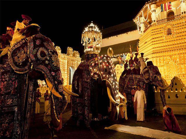 KandyEsala Perahera Festival of Sri Lanka