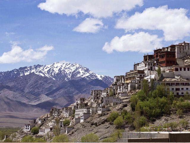 Gompa monasteries in Ladakh