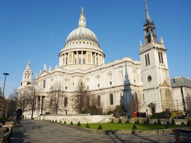 St. Paul's Cathedral Church in London