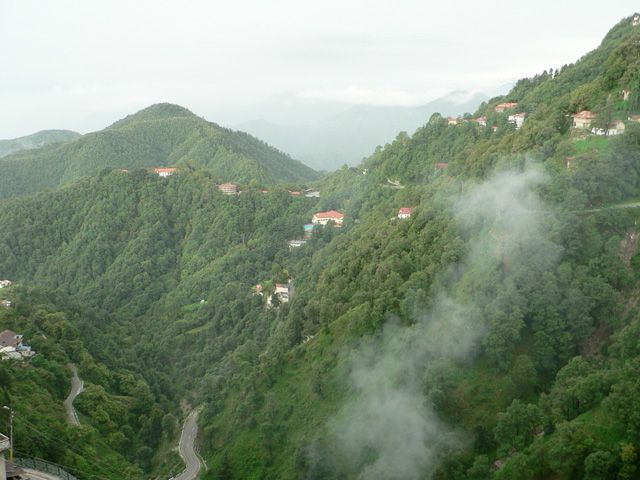 Mussoorie Hill Stations