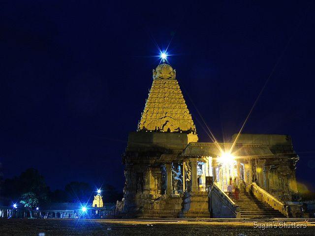Brihadeeshwara Temple