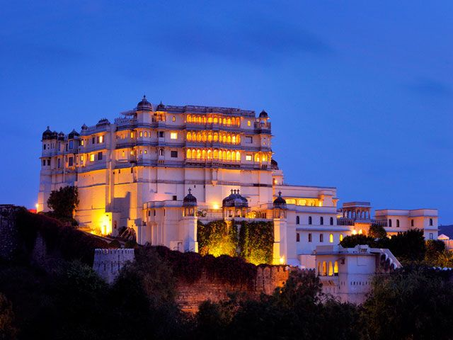 Devigarh in Udaipur