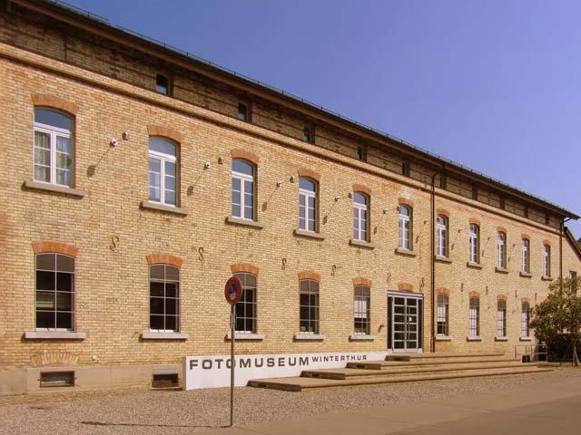 Fotomuseum in Winterthur, Switzerland