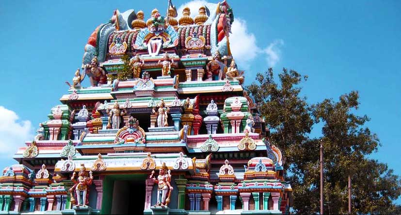 Chitragupta Temple Kanchipuram