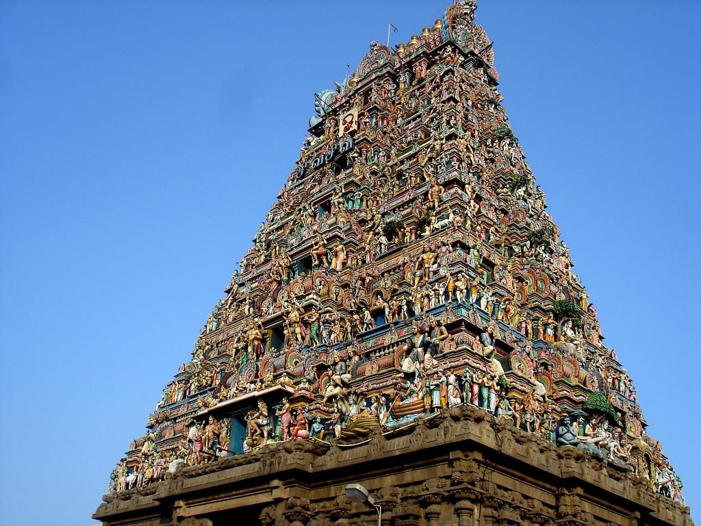 Kapaleeshwar Temple Chennai