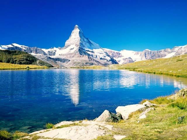 Matterhorn Circuit in Switzeland