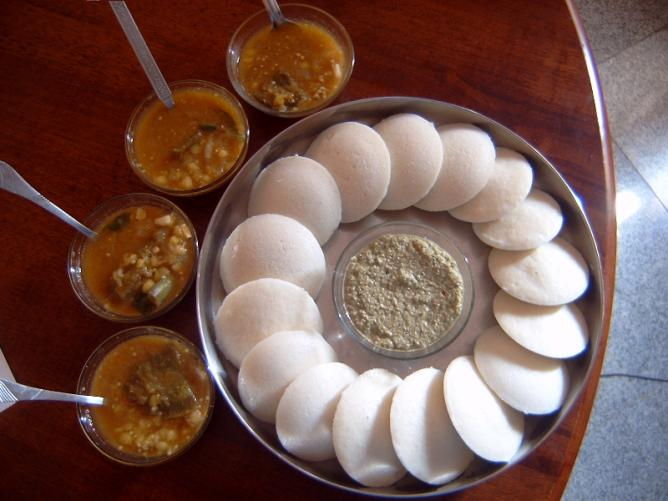 Murugan Idli Shop In Madurai
