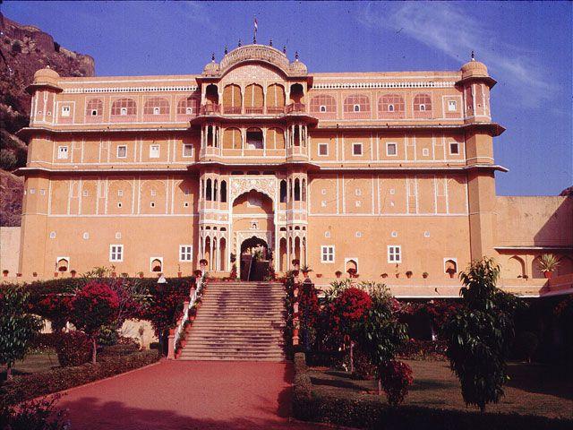 Samode Palace in Rajasthan