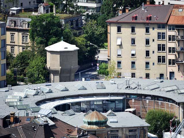 St Gallen's Lokremise, Switzerland