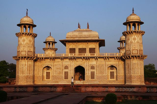 Itmad Ud Daula's Tomb, Agra