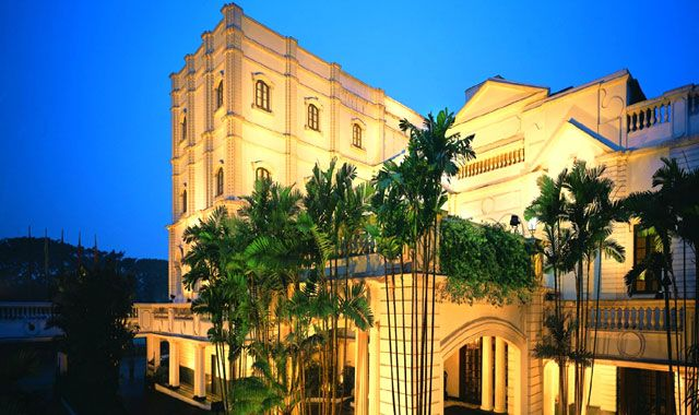 The Oberoi Grand Hotel in Kolkata