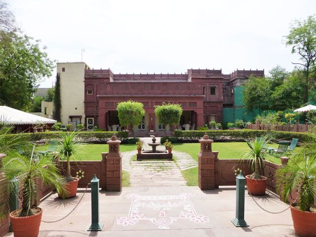 Ratan Vilas in Jodhpur