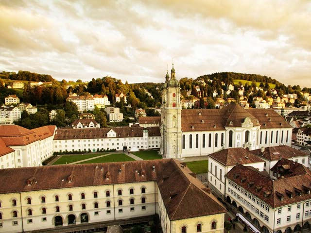 The University Town of St. Gallen