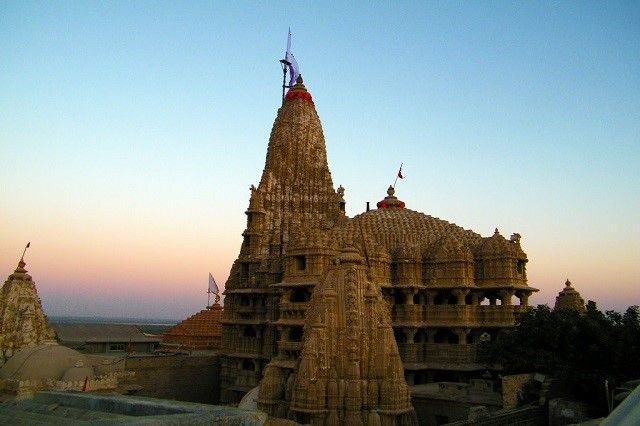 Dwarka Temple, India