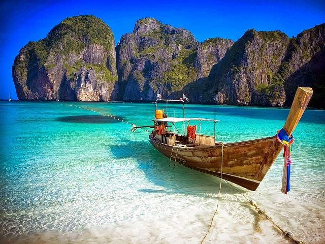 Thailand:p Best Beach Holidays in January