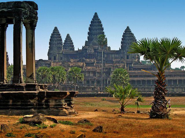 Cambodia: Beautiful Asian country