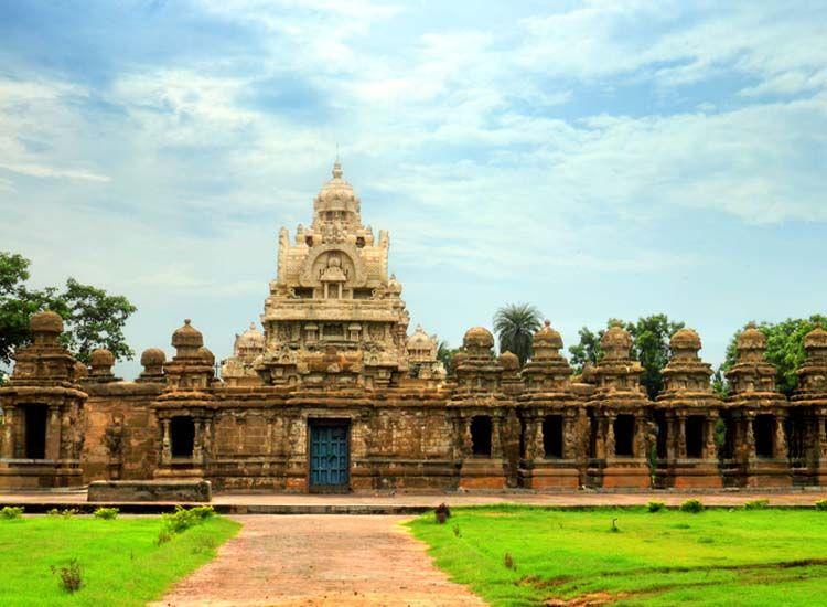 Temples of Pondicherry