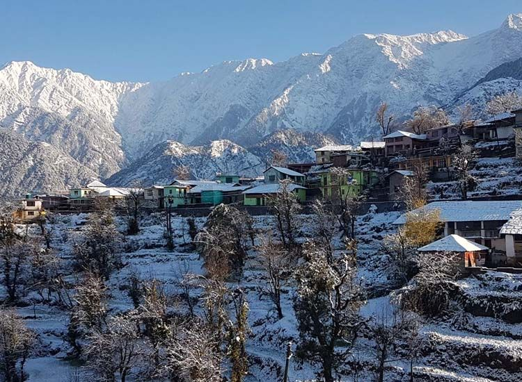 hills Dharamshala