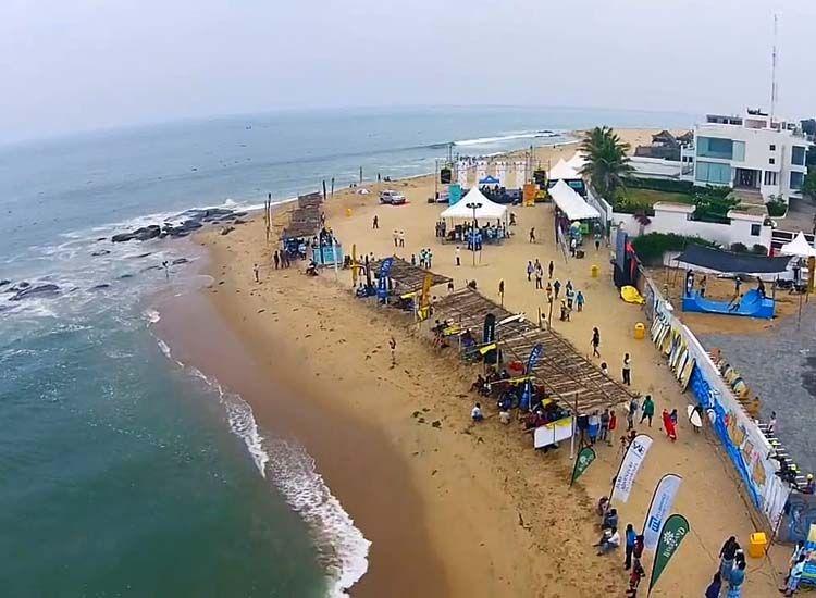 beach of mahabalipuram