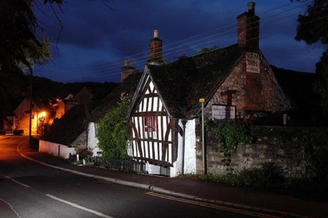 Ancient Ram Inn, Most Haunted Place In England!!