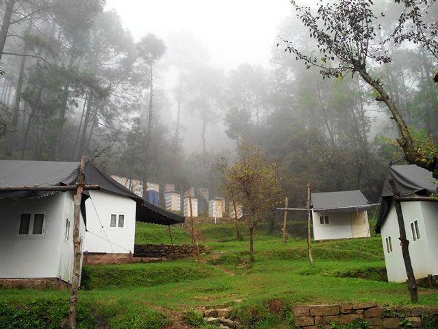 Camp Roxx in Himachal Pradesh